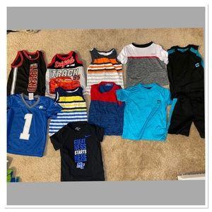 Bundle of 3T boys shirts